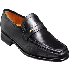 Barker Shoes Style: Wesley Black Calf