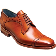 Barker Shoes Style: Blake - Cedar Calf