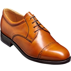 Barker Shoes Style: Staines - Cedar Calf