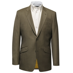 Luxury Bronze Colour 'Pick & Pick' Design Suit