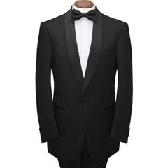 Shawl Collar Dinner Suit - Classic Evening Suit