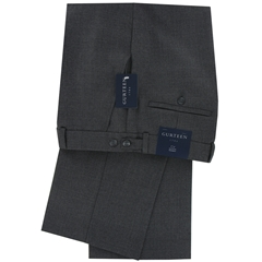 Autumn 2017 Gurteen Cambridge 'High Rise' Trousers - Grey
