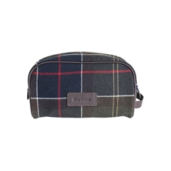 New for Autumn Barbour Classic Tartan Wash Bag