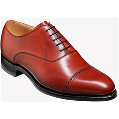 Barker Shoe Style: Burford - Rosewood Calf
