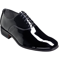 Barker Shoes Style: Dominic - Black Patent