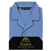 Best Price Plain Pyjamas - Mid Blue