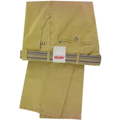 New 2016 Meyer Trouser - Mellow Yellow Soft Twill Cotton Fade Out - Limited Edition