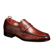 Wesley - Chestnut Calf - CLEARANCE SHOE - Size 11.5