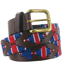Pampeano Polo Belt - Great Britain Flag - Limited Edition