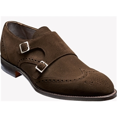 New Autumn 2016 Barker Shoes Style: Fleet - Burnt Oak Suede