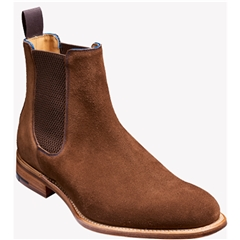 New Autumn 2016 Barker Shoes Style: Fletton - Castagnia Suede