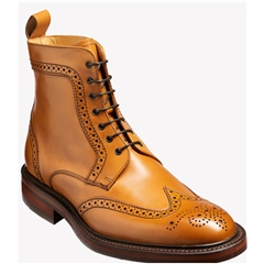 New Autumn 2016 Barker Shoes Style: Calder - Cedar Calf