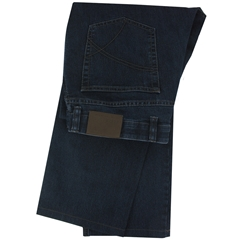 Bruhl Denim Jean - Blue Black
