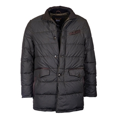New Autumn 2016 Barbour Land Rover Operative Quilted Jacket - Olive