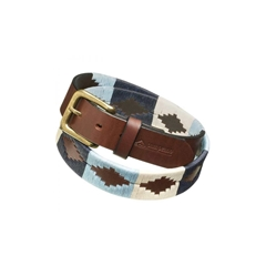 Pampeano Leather Polo Belt - Sereno