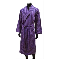 Lighweight Men's Dressing Gown - Red