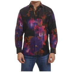 Robert Graham Rafaele Limited Edition Shirt - Multi - Size 3XL Only