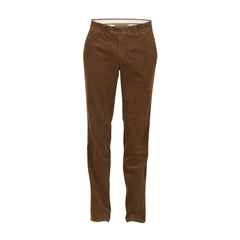 Club Of Comfort - Corduroy Cotton Trouser - Camel
