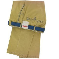 New 2017 Meyer Trousers Luxury Cotton - Mellow Yellow - Slim Fit