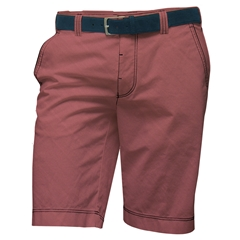 New 2017 Meyer Shorts Luxury Cotton - Raspberry - Size 34 Only