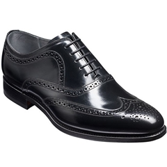 Barker Shoes Style: Hampstead - Black Polish
