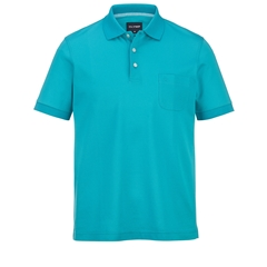 Olymp Polo - Modern Fit - Turquoise