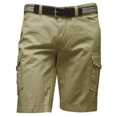 New 2017 Meyer Cargo Shorts - Taupe - 36'' Only