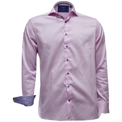 New 2017 Giordano Shirt - Luxury Plain Pink - Size 3XL Only
