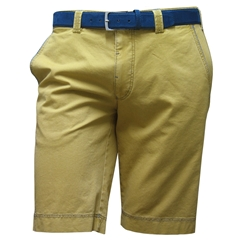 New 2017 Meyer Pima Cotton Shorts - Mellow Yellow