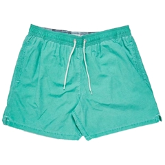 New 2017 Barbour Mens Victor Swim Shorts - Green - Size XL Only