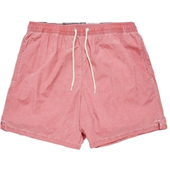 New 2017 Barbour Mens Victor Swim Shorts - Red - Size XL Only