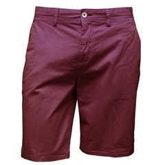 New 2017 Giordano Cotton Shorts - Wine