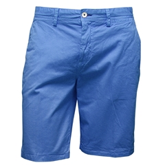 "New 2017 Giordano Cotton Shorts - Sea Blue - 40"" & 42"" Waist Only"