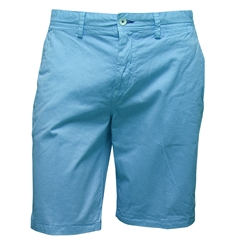 New 2017 Giordano Cotton Shorts - Aqua Blue