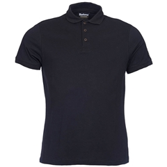New 2017 Barbour International Mens Lydden Polo Shirt - Black