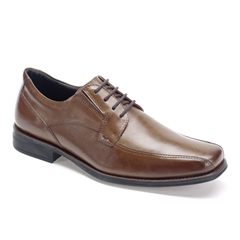 Anatomic & Co Formosa Lace Up Shoes - Smooth Pinhao