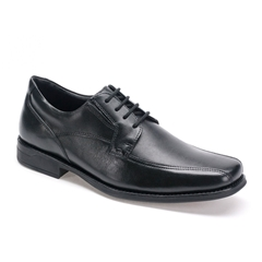 Anatomic & Co Formosa Lace Up Shoes - Smooth Black