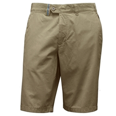 New for 2017 Bruhl Cotton Shorts Taupe - Online Exclusive
