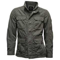 New for 2017 Fynch-Hatton Bush Jacket - Olive