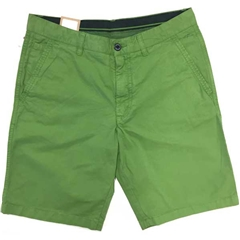 New for 2017 Bruhl Porto Cotton Shorts - Green