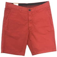 New for 2017 Bruhl Porto Cotton Shorts - Red