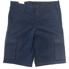 New for 2017 Bruhl Braga Cotton Cargo Shorts - Navy - Size 38 Only
