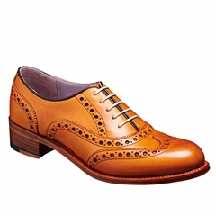 Barker Ladies Shoes Style: Sloane - Cedar Calf