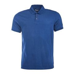 New 2017 Barbour International Mens Polo Shirt - Insignia Blue - Size XL Only