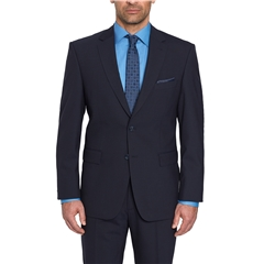 Digel Suit - Casual Fit - Protect 3 Stretch Comfort - Dark Blue