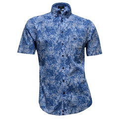 New for 2017 Fynch-Hatton Cotton Short Sleeve Shirt - Hawaii Print