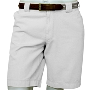 "Meyer Walk Shorts - Cotton White 38"" waist only"