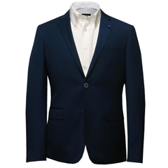 Summer Jacket -  Classic Navy Blue
