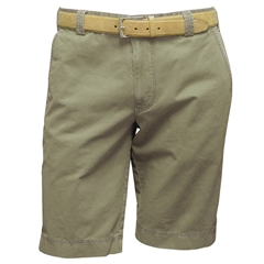 Meyer Cotton & Silk Shorts - Sand