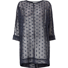 Masai Clothing Glussy Tunic Top